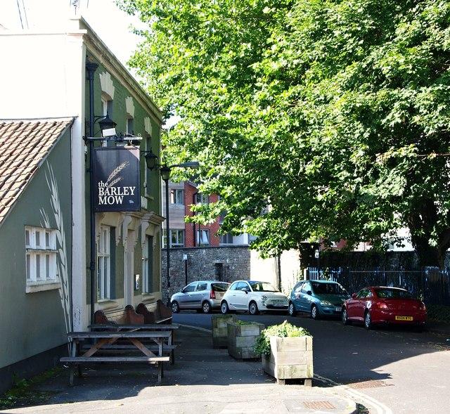 Barton Road, St Philip's, Bristol 2