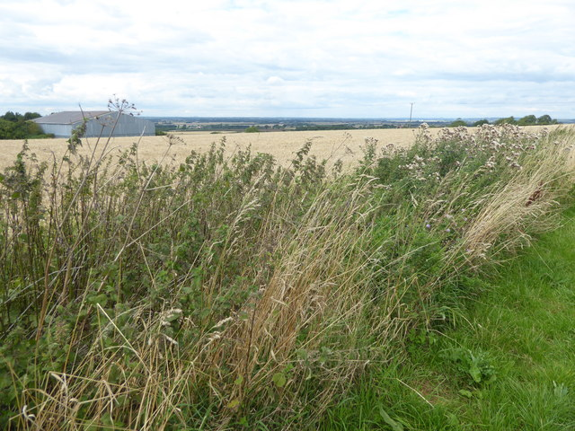 Looking across the Trent Valley
