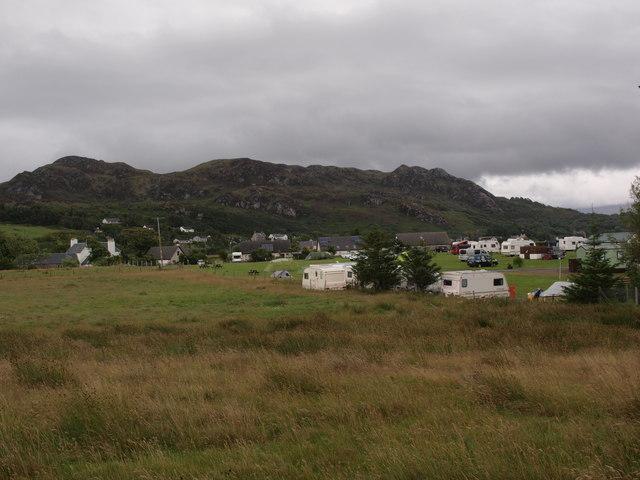 Gairloch Caravan and Camping Site