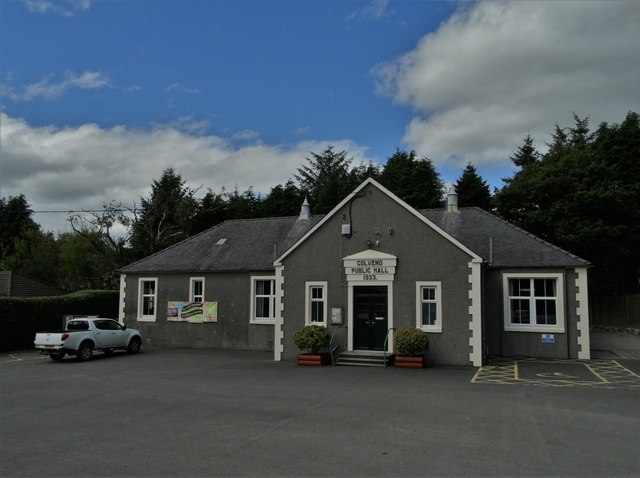 Colvend Village Hall