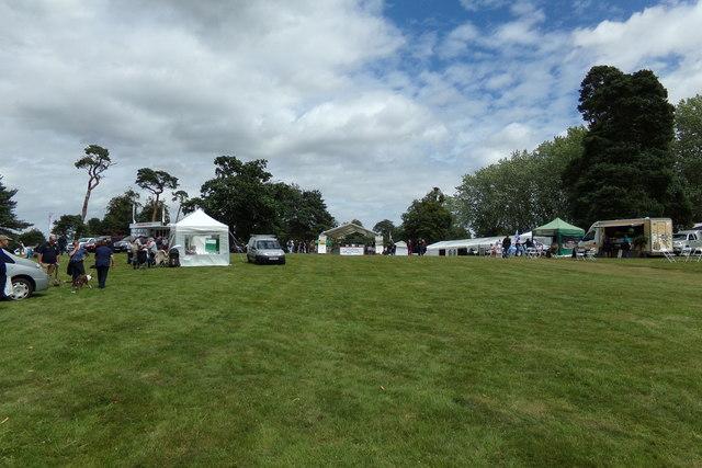 Haughley Park, Suffolk