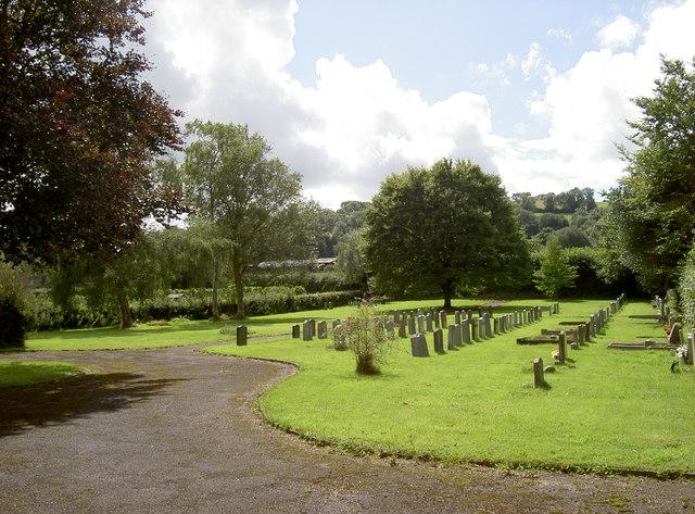 Blagdon cemetery