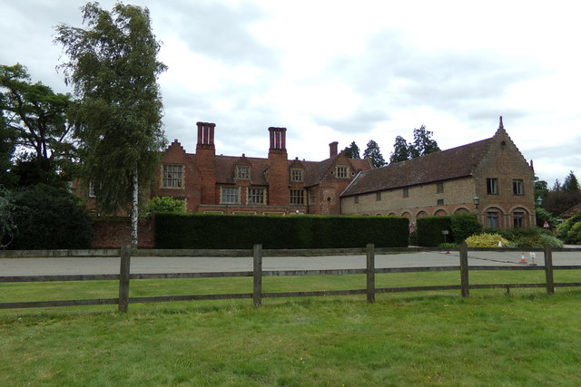 Haughley Park House