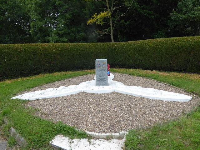 Second World War Bomber Memorial