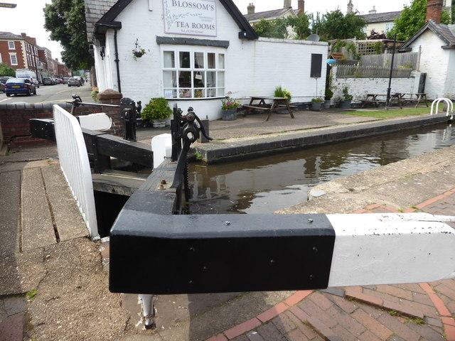 York Street Lock, Stourport