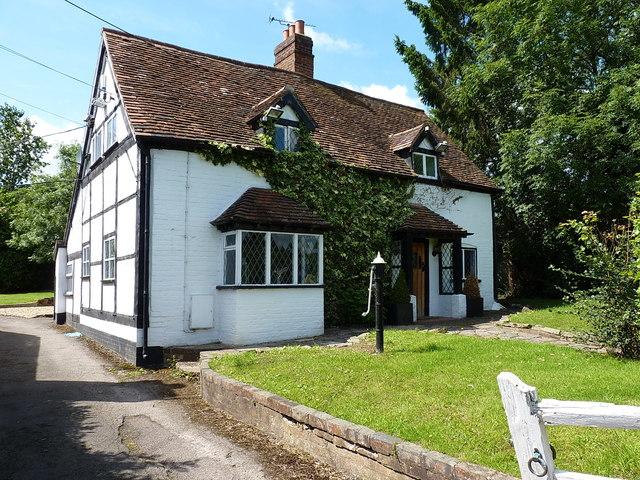 Arbour Farmhouse, Barston
