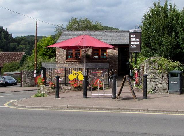 The Filling Station Café, Tintern