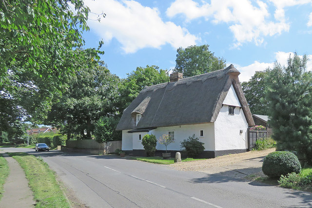 Great Wilbraham: Tudor Cottage