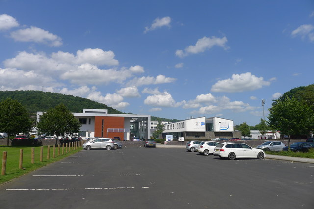 Heriot Watt University, Scottish Borders Campus, Galashiels