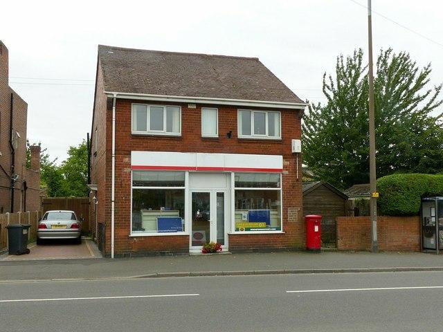 Former Post Office, Draycott