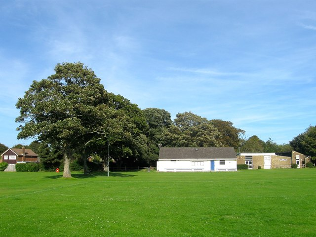 Clubhouse, Glebelands Recreation Ground, Ferring