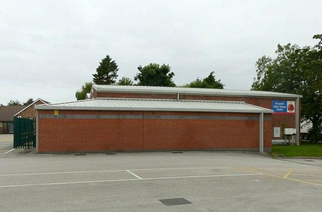 Draycott Table Tennis Centre