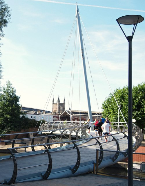 Valentine Bridge, Bristol 2