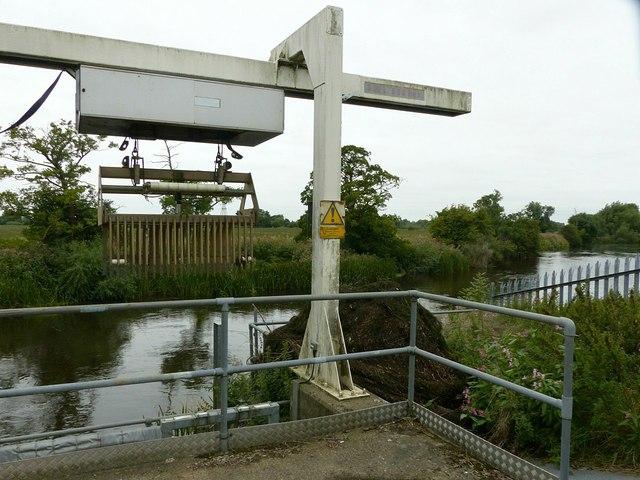 Water Intake Station, Draycott