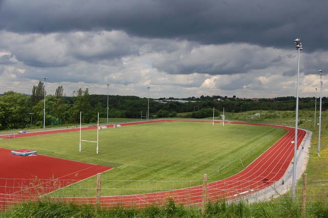 Sports Facility at Mount Saint Mary's College