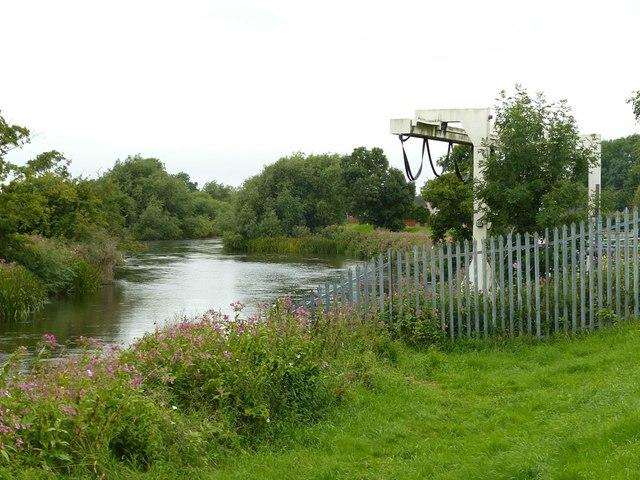 River Derwent near Draycott