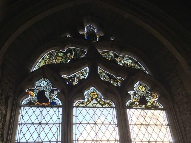 South Aisle Glass