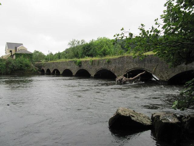 Aberdulais Aqueduct