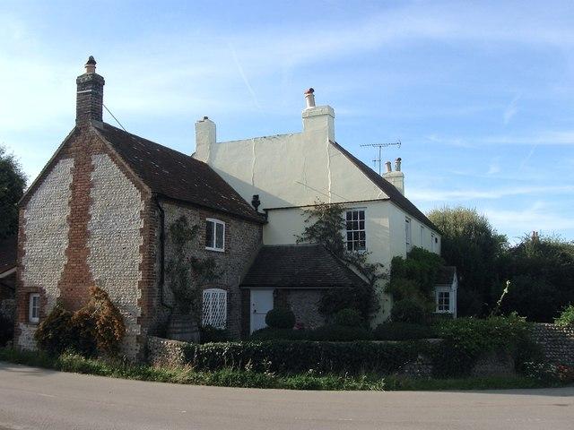 Home Farm House/Home farm Lodge, Ferringham Lane, Ferring