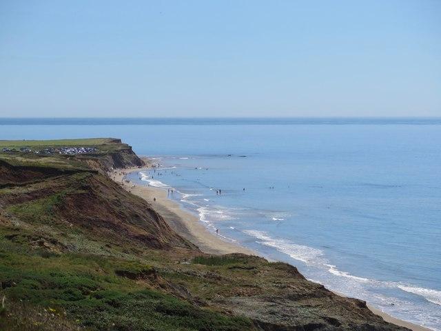 Compton Bay