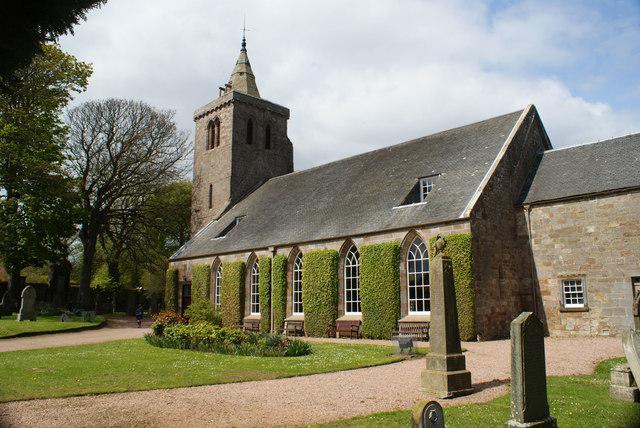 Crail Parish Church, Fife