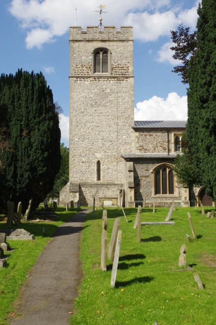 St Peter's Church, Iver