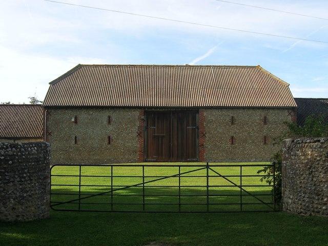 Flint Barn, East Kingston Farm, East Kingston