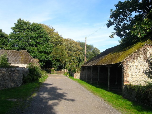 Outbuildings, East Kingston Farm, East Kingston