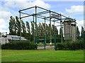 SP0499 : Aldridge Airport Outdoor Activity Centre by John M