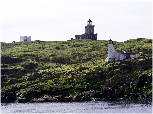 Isle of May lighthouses