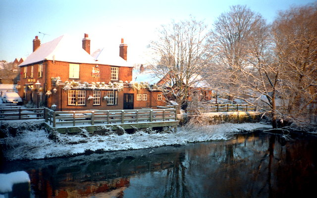 The George, Earley, Reading