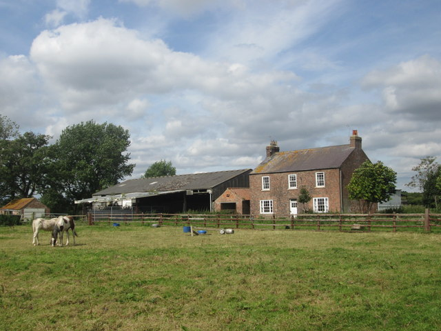 Blackwoods House Farm