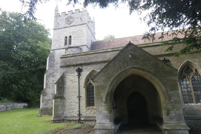 Porch & Tower