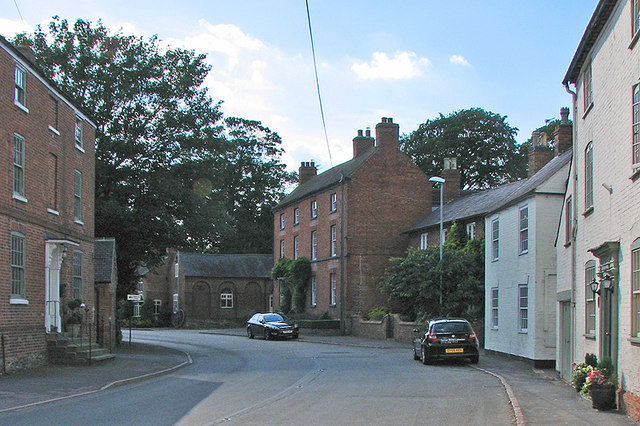 Wymeswold: Far Street