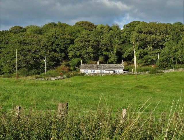 Cottage below Mine Hill Wood