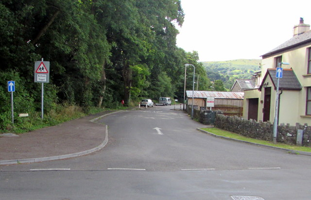 New School Road, Gilwern