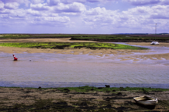 Wells Salt Marshes