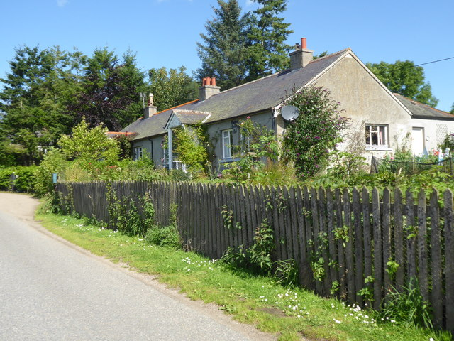 Meadow Cottages, Migvie