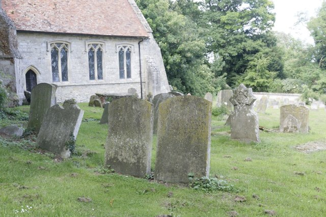 Churchyard near the Church