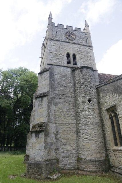 Belltower on St Bartholomew