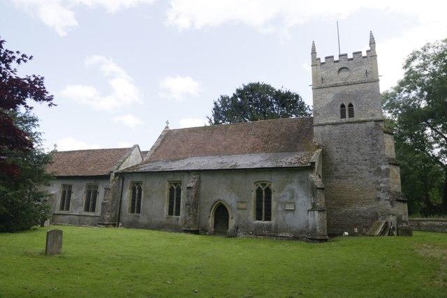 St Bartholomew Brightwell Baldwin