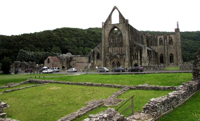 Ruins of Tintern Abbey