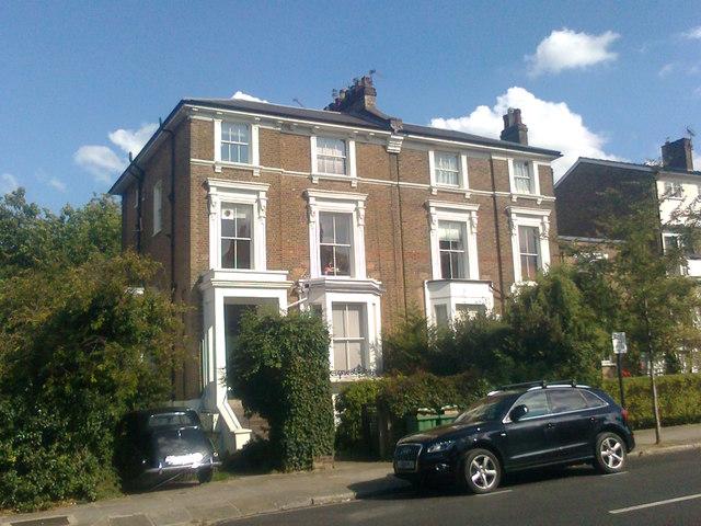 Housing on Parkhill Road