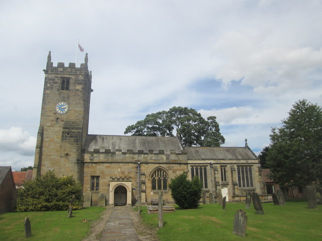 All Hallows Church, Sutton-on-the-Forest