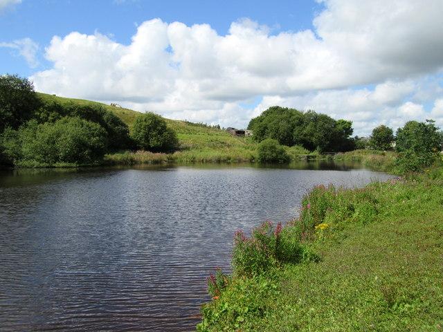 New Line Reservoir