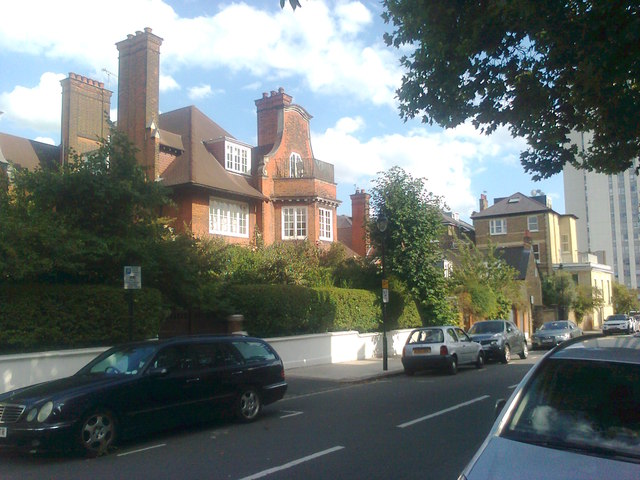 Houses on Merton Rise