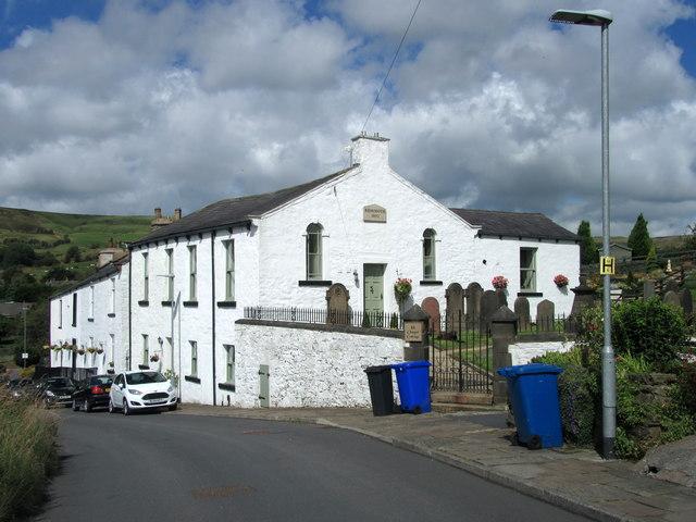 Former Reheboth Chapel, Goodshaw Fold