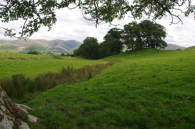 Farmland near Moors
