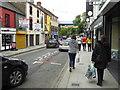 H4572 : Pedestrians, Bridge Street, Omagh by Kenneth  Allen