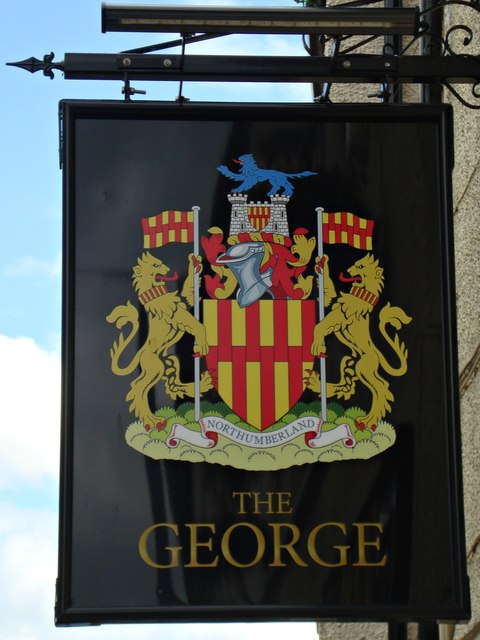 The George, Alnwick